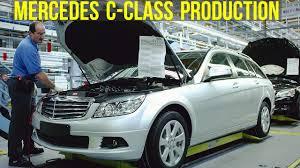 <b>Mercedes</b>-<b>Benz C</b>-<b>Class W204</b> Production - YouTube