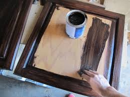 gel stain kitchen cabinets: general finishes java gel wood stain rockler woodworking and