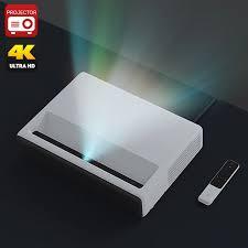 <b>Xiaomi Mi Laser Projector</b> - 1080p Native Resolution, 4K Support ...