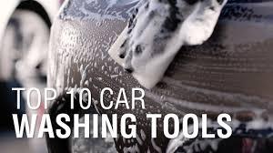 Top 10 <b>Car Washing Tools</b> | Autoblog Details - YouTube
