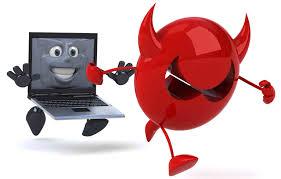 Hasil gambar untuk menggunakan Software keamanan pada laptop