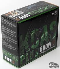 <b>Блок питания Aerocool</b> KCAS PLUS 600W: самая доступная ...