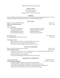 cover letter internship financial analyst