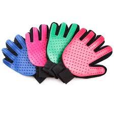 Силиконовая <b>перчатка</b> с шипами для ухода за животными ...