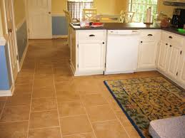 Kitchen Flooring Recommendations Rustic Brown Tile Floor Black And Red Bathroom For Retro Looks