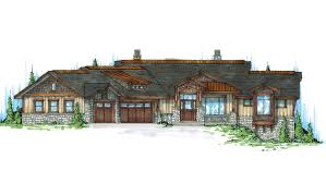 Hillside Home Plans   Designs for Sloped Lots from FloorPlans comFloor Plan AFLFPW   Story Sloped Lot Home