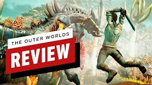<b>The Outer Worlds</b> Review - YouTube