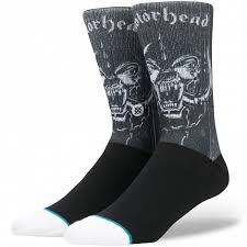 Купить <b>Носки STANCE FOUNDATION</b> MOTORHEAD BLACK M в ...