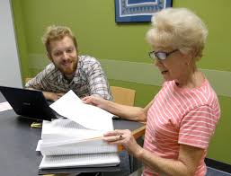 spotlight on madison writing assistance voices from a community an mwa instructor and a writer hard at work on a memoir