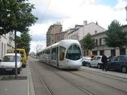 Lyon tramway