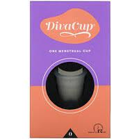 Diva International, <b>DivaCup</b>, Model <b>2</b>, 1 <b>Menstrual Cup</b> - iHerb