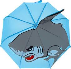 <b>Mary Poppins Зонт</b>-трость <b>детский</b> Акула
