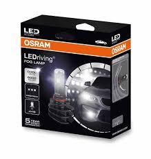 <b>Лампа</b> автомобильная светодиодная <b>Osram</b> LEDRIVING, <b>H10</b> ...