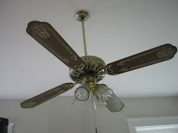 sharon loved how everything was looking but a new problem arose now i have to replace the ugly ceiling fan cuz it sticks out like a sore thumb ceiling fans ugly