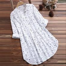 Выгодная цена на <b>Льняная Рубашка</b> Для Женщин — суперскидки ...