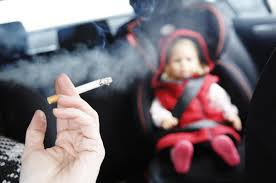 Image result for Secondhand Smoke Linked to Food Allergies in Kids