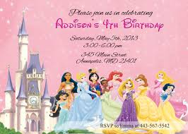 disney princess invitation template ctsfashion com princess birthday invitation blank templates