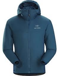Куртка мужская <b>Arcteryx Atom</b> LT Hoody Nereus - купить в ...