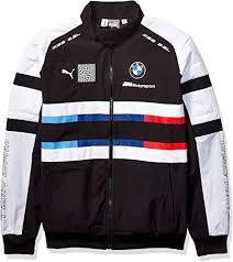 PUMA <b>Men's</b> BMW Motorsport Street <b>Woven Jacket</b> at Amazon ...