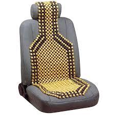 <b>Накидка на сиденье Nova</b> Bright, деревянная, массажная ...