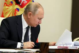 <b>New year</b>, <b>new</b> rules Putin has signed approximately 100 laws ...