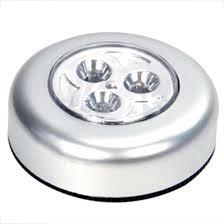 4 шт. 3 светодиодный <b>ночник</b> в шкафу Нажмите <b>Touch</b> Stick на ...