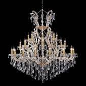 Подвесная <b>люстра Crystal Lux Hollywood</b> SP16+8+8 Gold ...