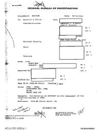 fbi memo re behavioral analysis unit s bau on site assessment of 17