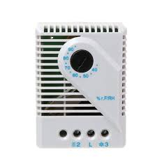 <b>Mechanical</b> Hygrostat <b>Humidity Controller</b> Connect Fan Heater for ...