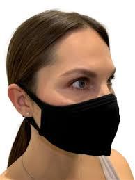 Многоразовая <b>защитная тканевая маска</b> размера L (3 шт) 16см ...