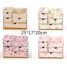 StayGold <b>Wooden Storage Box</b> Jewelry <b>Container Makeup</b> ...