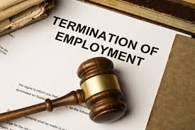 top reasons for getting fired termination of employment