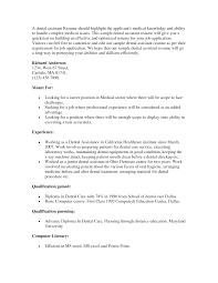 dental assistant resume sample com dental assistant resume sample and get inspiration to create a good resume 3