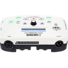 <b>Boss</b> VE-5-WH купить по выгодной цене, <b>вокальный процессор</b> в ...
