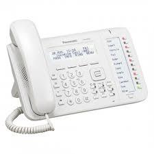 ≡ Проводной IP-<b>телефон Panasonic KX</b>-NT553RU White для АТС ...