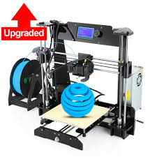 <b>Alfawise EX8 Upgraded DIY</b> 3D Printer