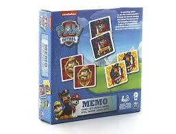 Игра Spinmaster <b>мемори Щенячий</b> патруль, 48 карт