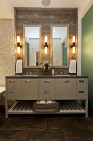 view full size bathroom pendant lighting ideas gray stained wall