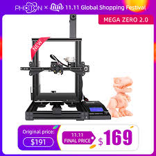 <b>ANYCUBIC Mega Zero</b> DIY 3D Printer 220X 220X250 desktop 3d ...