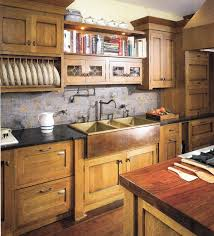 Prairie Style Kitchen Cabinets Traditional Light Wood Kitchen Cabinets 126 Crown Pointcom