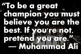 Motivational Quotes with Pictures: Fight Quotes on Confidence