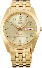 Японские Механические Наручные <b>Часы Orient Ra</b>-<b>Ab0036G1</b> ...