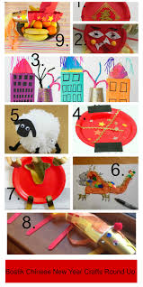 New Year Craft Ideas Bostik Bloggers Chinese New Year Crafts Tots