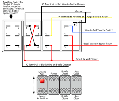 wiring diagrams rocker style switch panel wiring diagram