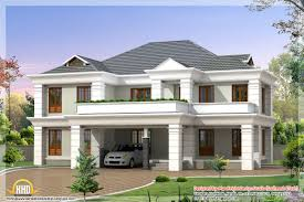 Four India style house designs   Kerala home design and floor plans square feet Indian home design
