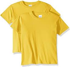 Yellow - Tops, Tees & Shirts / Boys: Clothing ... - Amazon.ca