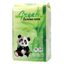 <b>Green Bamboo</b> Panda Подгузники-<b>трусики</b> XL (12-17 кг) 38 шт ...