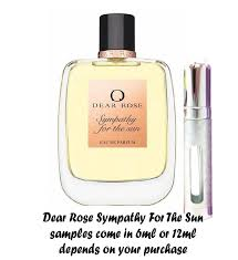 <b>Dear Rose Sympathy</b> For The Sun samples