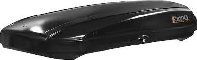 <b>Автомобильный бокс Inno</b> New Shadow 14 черный матовый (400 ...
