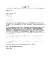 sales representative cover letter this customer service rep thank